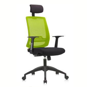 "Harga Office CHAIR ""DANG"" Modern Ergonomic Mesh High Back Executive Computer Desk Task Office Chair"