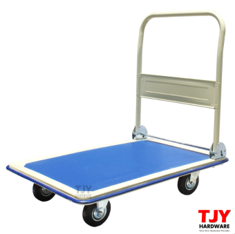 Harga Iron Bull PH-300 Foldable Platform Hand Truck Trolley 300kg + Manufacturer Direct Supply