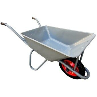 Harga PrimeHub Selections​™​ Wheel Barrow, Cart, Garden Barrow - HD101 - Kereta Sorong, Wheelbarrow