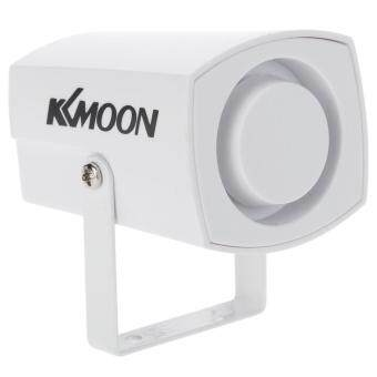 Harga KKmoon Wired Sound Alert Siren Alarm Horn with Bracket Security System for Office Hotel Restaurant Factory