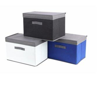 Harga Foldable Storage Box (B)