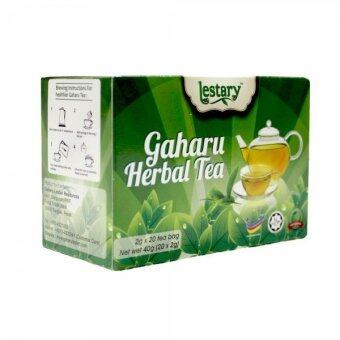 Harga Lestary Gaharu Herbal Tea (Green Tea)