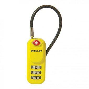 Harga STANLEY TRAVELMAX COMBINATION LOCK NUMBER LOCK LUGGAGE LOCK TSA