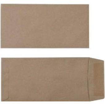 Harga Brown Letter Envelope - Manila - 9.5-inch x 4.5-inch- 500pc