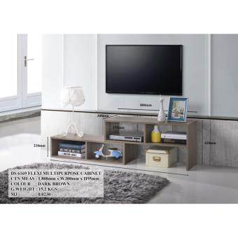 Harga I HOME AW6169 TV CABINET