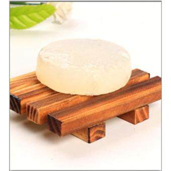 Harga Natural Wooden Soap Box / Handmade Soap Holder