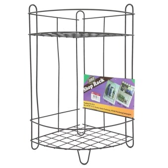 Harga Iki Corner Shower Organiser Rack