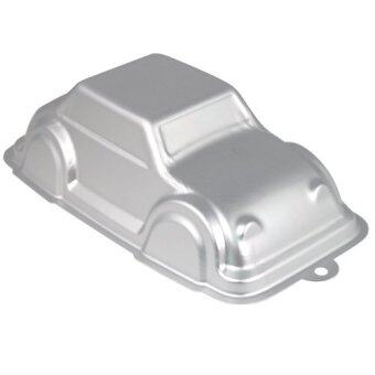 Harga New 3D Cruiser Car VW Beetle Cake Pan Tin Decorating Mould Bakeware Birthday