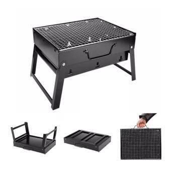 Harga Zada Cookware Portable Folding Charcoal BBQ Grill