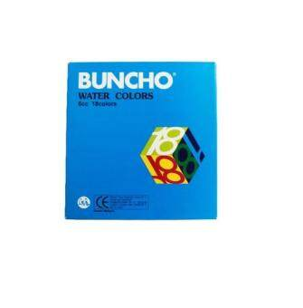 Harga BUNCHO Water Color - 6cc, 18 colors CL-0187