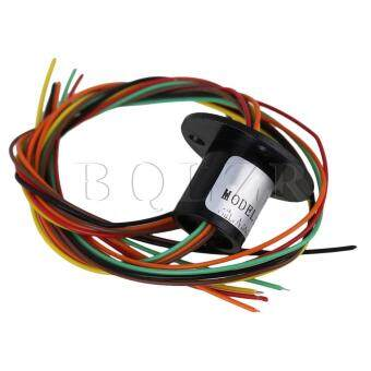 Harga 6 Wires 2A 240V Wind Turbine Capsule Slip Ring Circuit