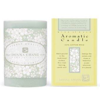 Harga Donna Chang Aromatic Candle (Orchid & White Jasmine)