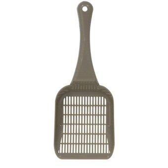 Harga Cat Love Litter Scoop - Grey - 14 cm (5.5 in)