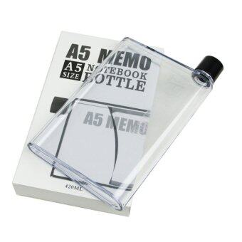 Harga 3 PCS A5 - Memo Notebook Bottle (420ml)