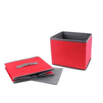Harga Foldable Storage Box (S)