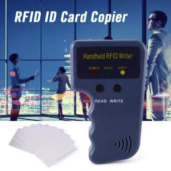 Harga Handheld RFID Duplicator Copier Writer Programmer 5pcs Writable Key Cards