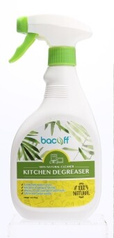 Harga Bacoff Natural Kitchen Degreaser 500ml x 2 (Value Pack)