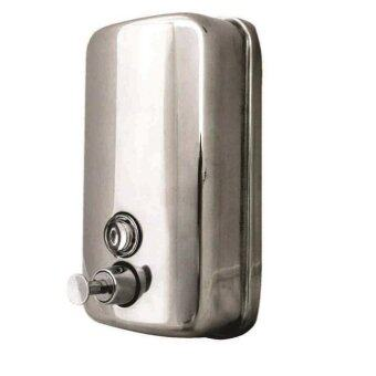 Harga Heavy Duty 304 Stainless Stell Soap Dispenser Soap Container