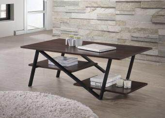 Harga Kitchen Z Coffee Table JCT-2300 Solid Rubber Wood - Wenge