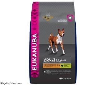 Harga Eukanuba Adult Medium Breed - 3kg