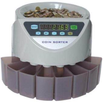 Harga Money Coin Counting Machine , Coin Sorter Machine