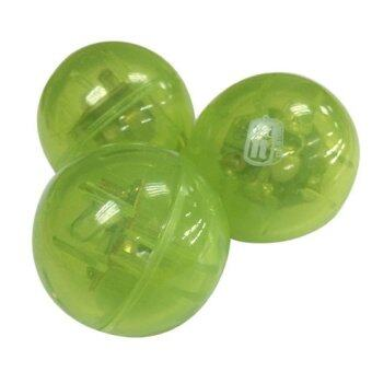Harga Catit Design Senses Motion Activated Illuminated Ball for Speed Circuit package of 1