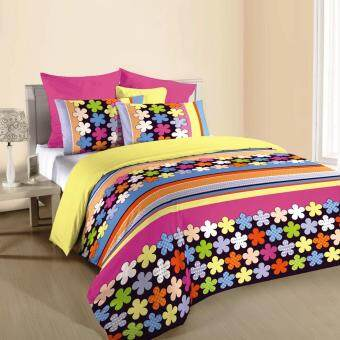 Harga Bedtalk Fitted Set-Queen-350 Thread Count-DR2394