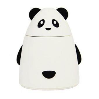 Harga Gogerstar Cute Bear Shape Portable USB Mini 80ML Humidifier Air Diffuser Aroma Mist Maker Absorbent Filter Sticks for Home Room Office and Car