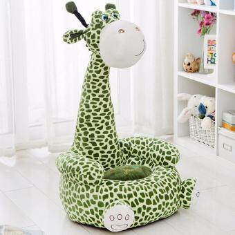 Harga Kids Sofa Giraffe / Green/ Portable