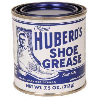 Harga Huberds Shoe Grease Leather care Boot polish no mink oil