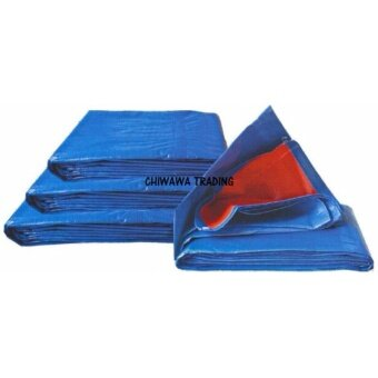 Harga High Quality 6' x 12' Feet TP0612 Ready Made Tarpaulin Sheet Canvas
