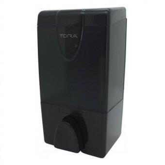 Harga TORA ABS BLACK Single Wall Mounted Soap Dispenser C/W LOCK Function TR-BA-SPD-01302-BK