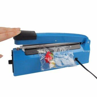 Harga Impulse Sealer FS-200 8inch Film Heat Press Plastic Poly Bag Seal