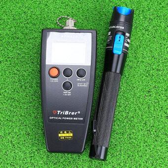 Harga CRUISER Fiber Multi Tester 2 in 1Optical Power Meter with 1mw Visual Fault Locator