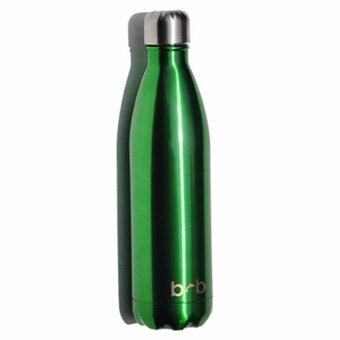 Harga BES-5202 750ml Vacuum Double Wall Stainless Steel Bottle