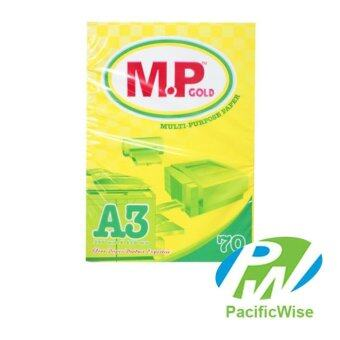 Harga A3 MP GOLD PAPER 70GSM (430'S)