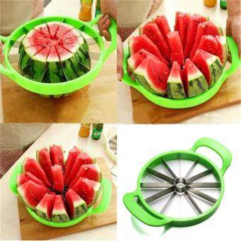 Harga Kitchen Fruit Divider Watermelon Cutter Cantaloupe Melon Slicer Stainless Steel