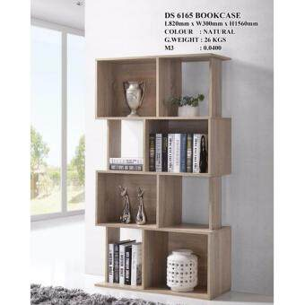 Harga DS6165BS-Bookcase (Natural color)