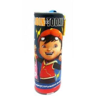 Harga BOBOIBOY JOIN TODAY ROUND PENCIL BAG