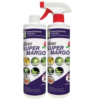 Harga Baba Tenen Super Margosa Twin Pack (500ML x 2)