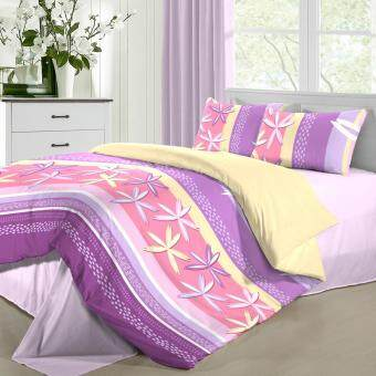 Harga Novelle Urban Paletton Queen Fitted Set- Laura-420 Thread Count