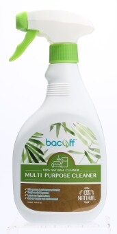 Harga Bacoff Natural Multi-Purpose Cleaner 500ml x 2 (Value Pack)