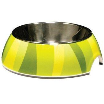 Harga Catit Style 2-in-1 Cat Dish - Jungle Stripes - 160 ml (5.4 fl oz)