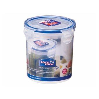 Harga Lock & Lock HPL932D Round Tall Food Container 700ml