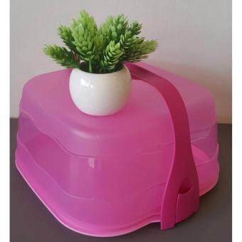 Harga Tupperware Fresh & Fancy Cake Carrier (1) 6L