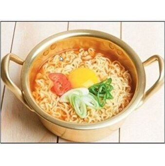 Harga Korea Noodle Pot / Hot Shin Ramyun Ramen Aluminum Pot / Korean Traditional HOT POT (16 cm)