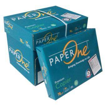 Harga Paper One Premium Copier Paper A4 70g/M2 500 Sheets X 5 REAMS