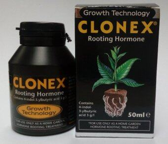 Harga Growth Technology Clonex 50ml (Rooting Hormone/Propagation Nutrient/Rooting Fertilizer)