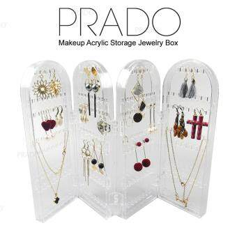 Harga PRADO Jewelry Necklace Folding Hanger Stand Earrings Organizer SF-84004