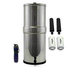 Royal Berkey 3 25 Gal Stainless Steel Water Filter with 2 Ceramic Filters